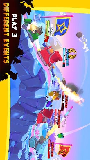 山地坦克大战2游戏截图