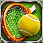 网球3D图标