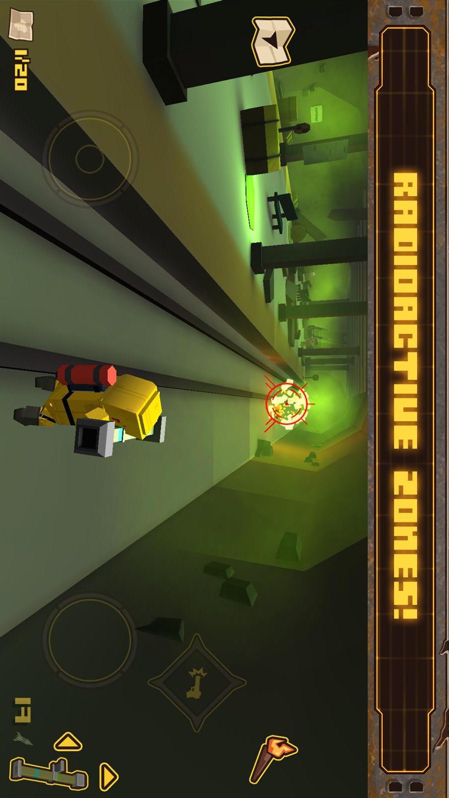 方块僵尸岛游戏截图