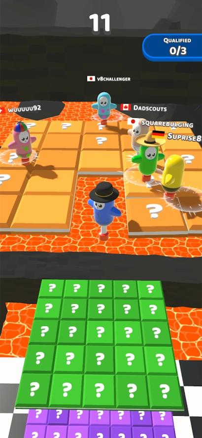 六边形生存游戏截图