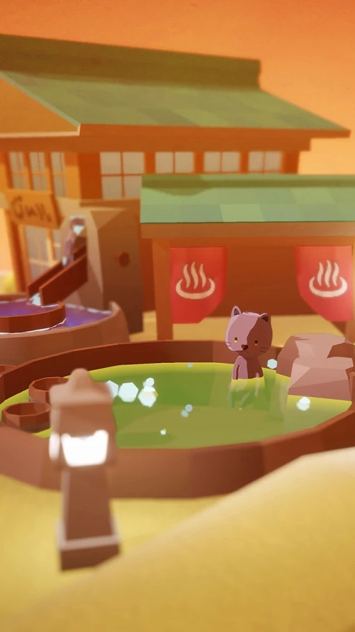 亲爱的猫咪游戏截图