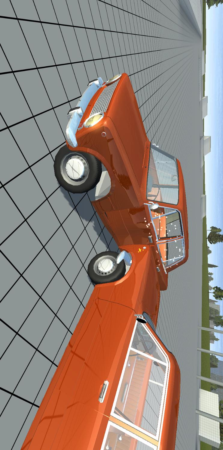 车祸物理模拟器游戏截图