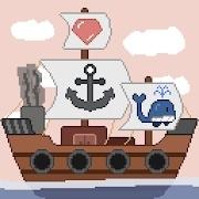 海洋宝石图标
