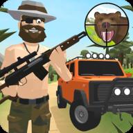狩猎模拟图标