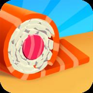 寿司卷3D图标