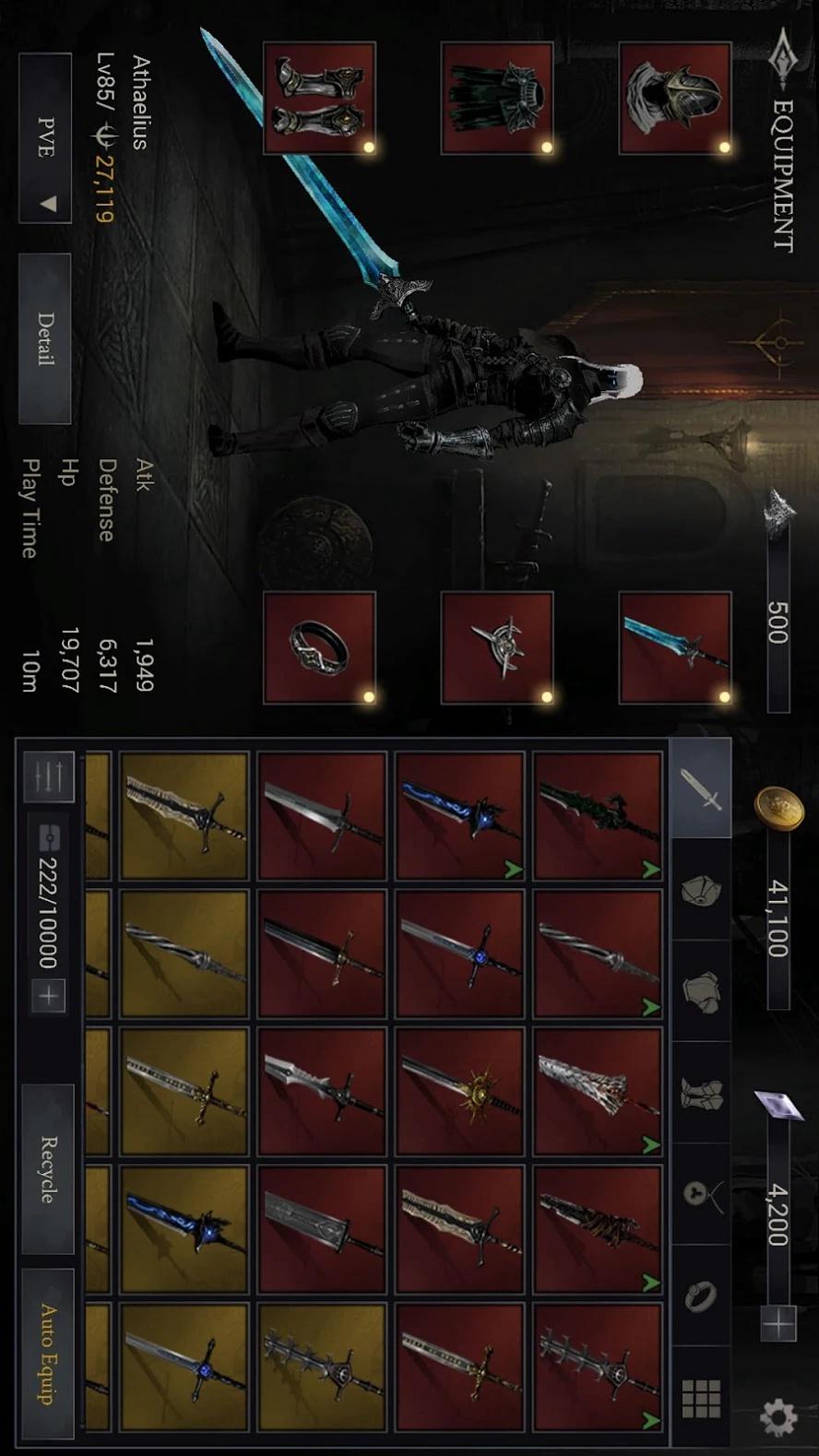 暗影猎手游戏截图