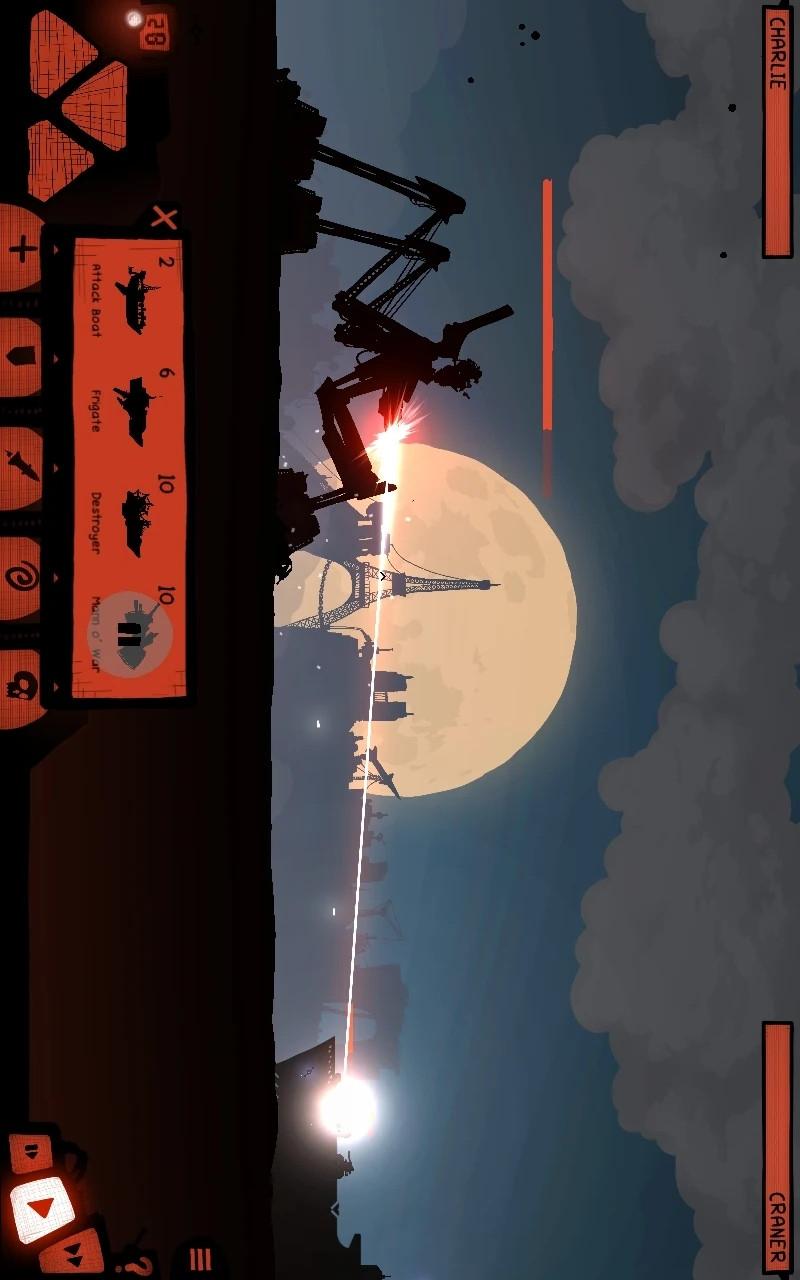 战列巡洋舰游戏截图
