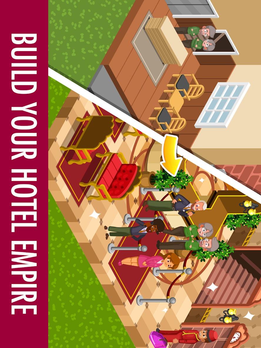 酒店大亨游戏截图