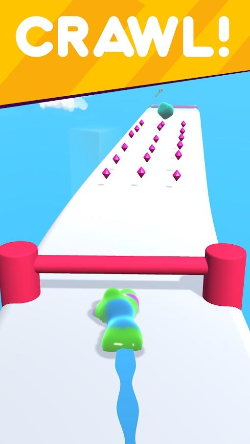 水滴流道3D游戏截图