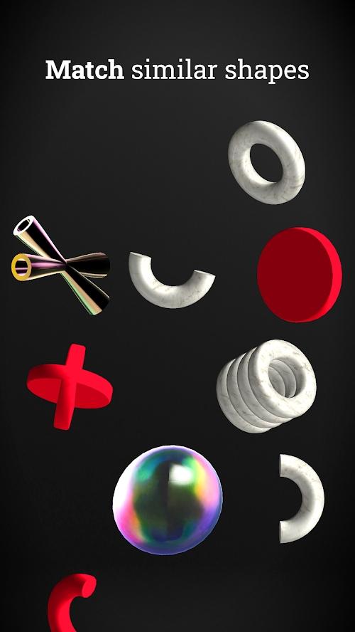 形状匹配游戏截图