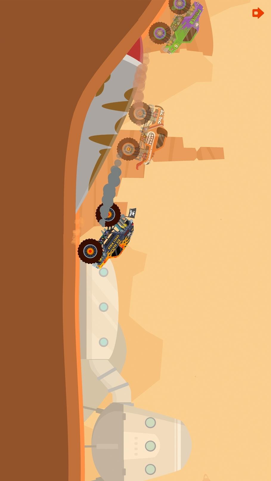 大脚车总动员游戏截图