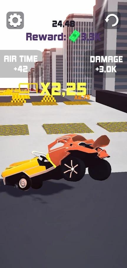 汽车破坏者游戏截图