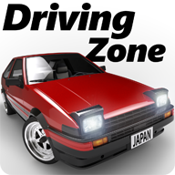 驾驶区:日本图标
