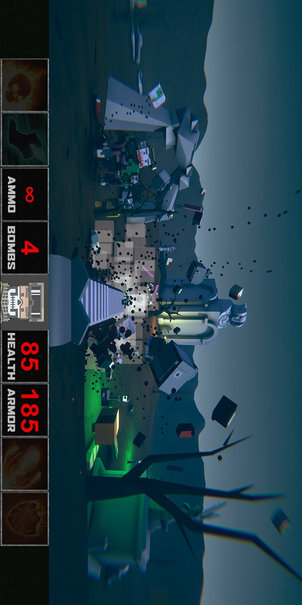 末日僵尸:恶魔之血游戏截图