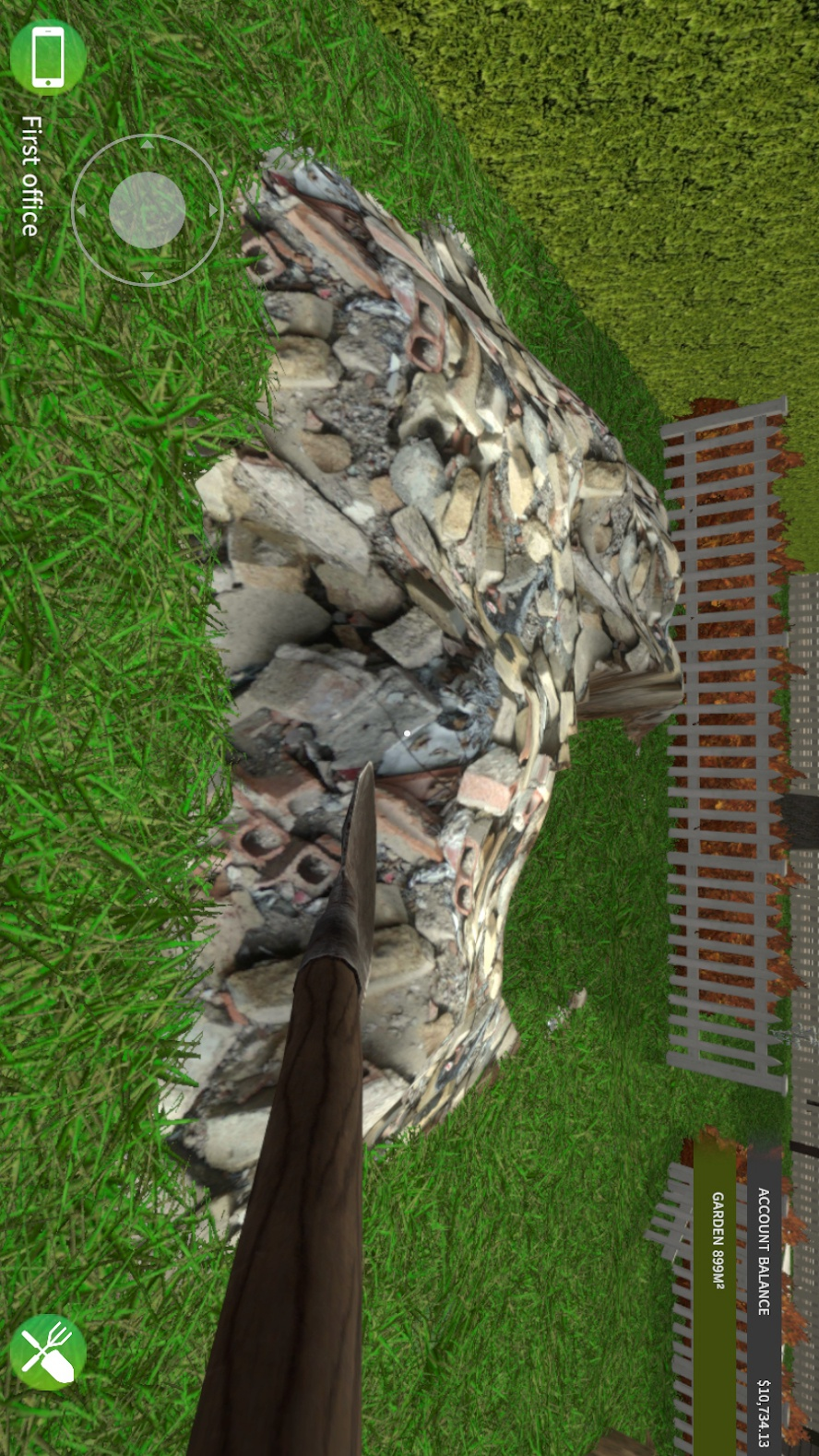 花园建造者游戏截图