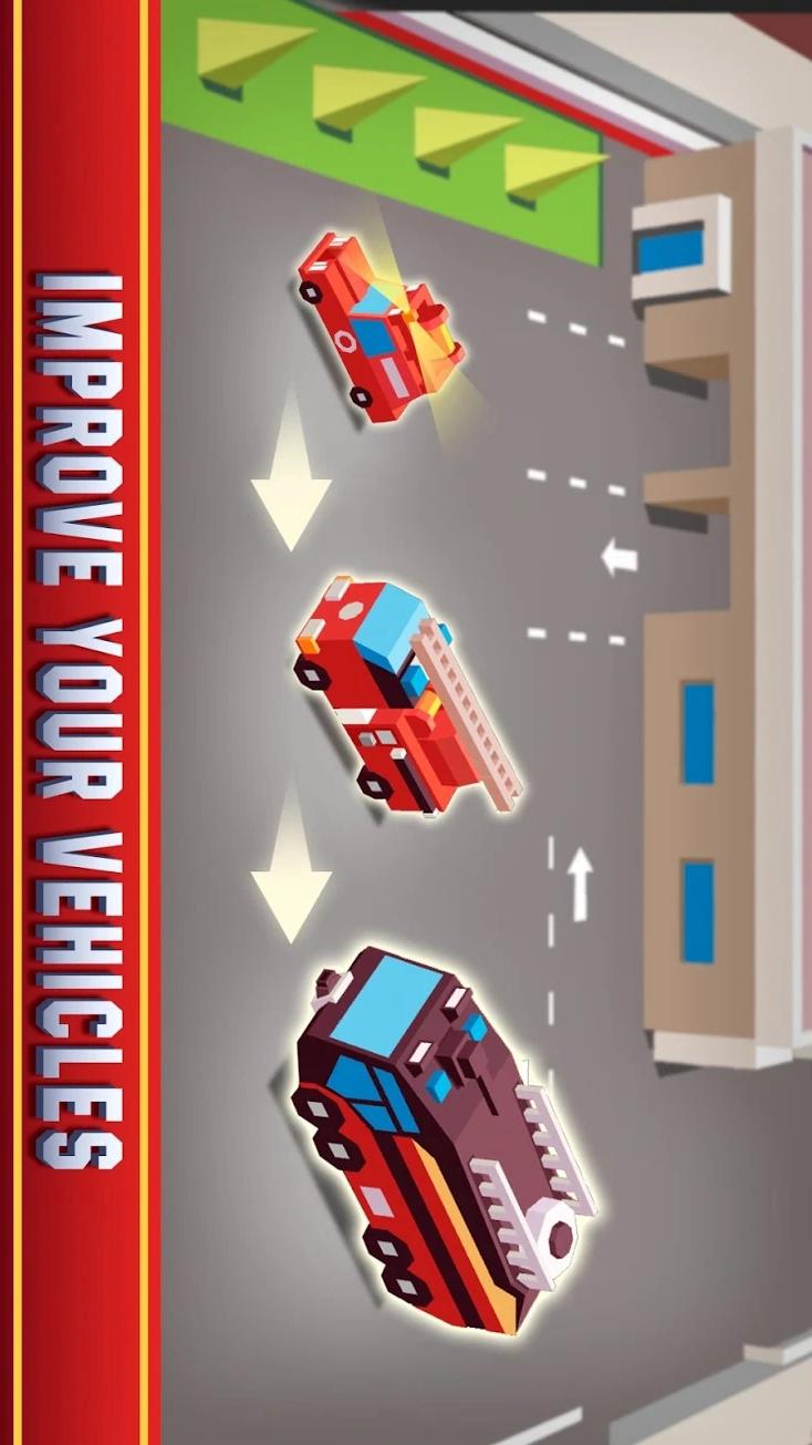 放置消防员帝国大亨游戏截图