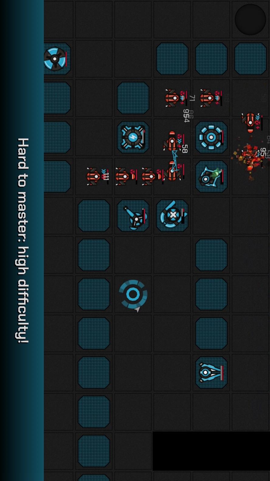 核心防御游戏截图
