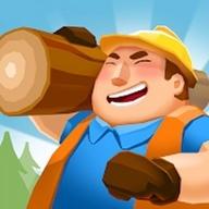 木材公司图标
