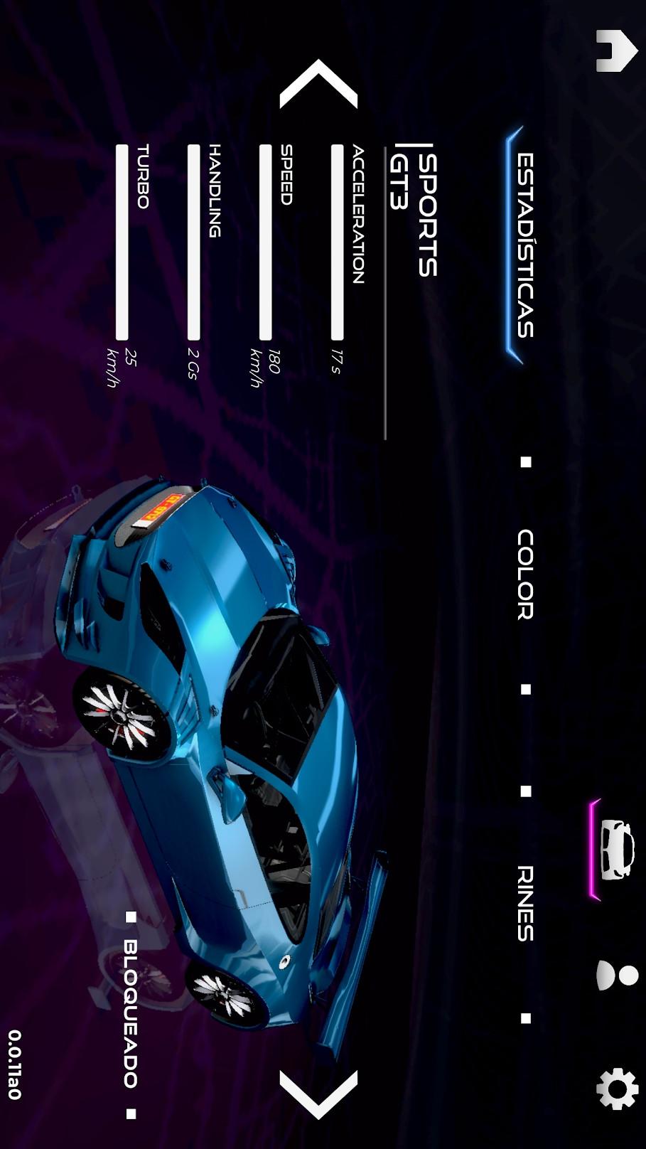格塔赛车游戏截图