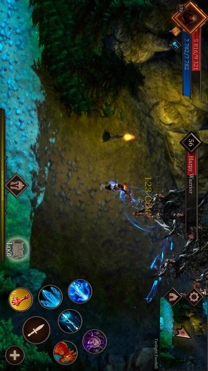 复仇RPG2D游戏截图