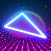 霓虹追逐者图标