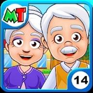 我的城镇:祖父母家图标