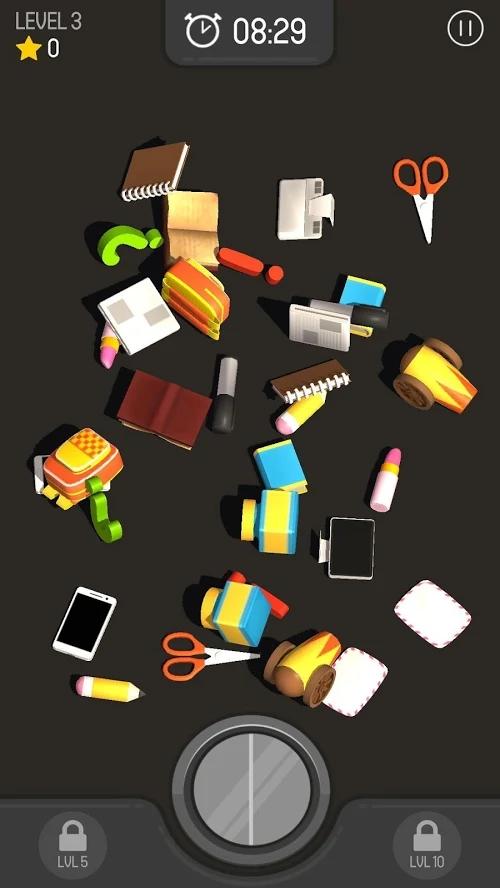 合并物品3D游戏截图