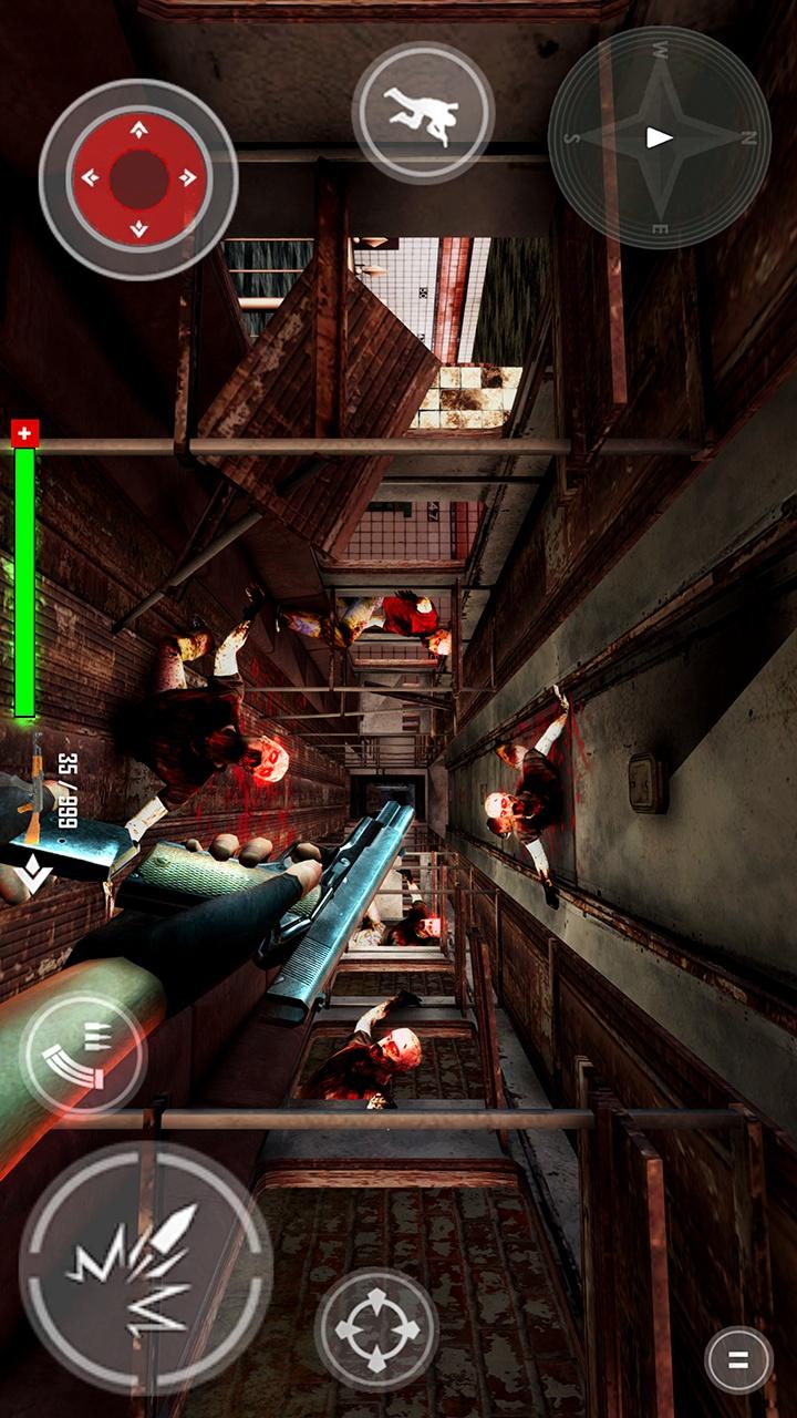死亡入侵:城市生存游戏截图
