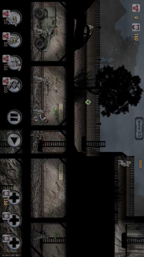 堡垒TD2:时代怪兽游戏截图