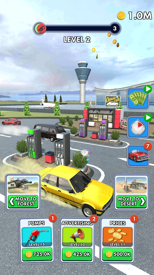 放置加油站游戏截图
