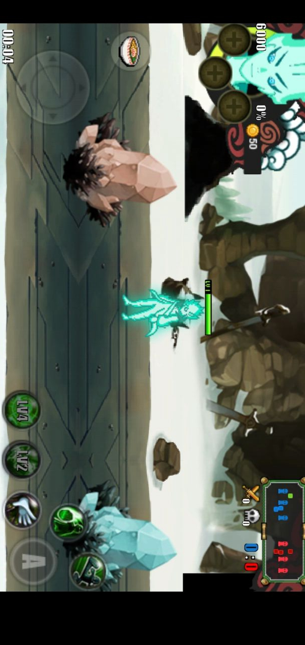 火影战记完结版游戏截图