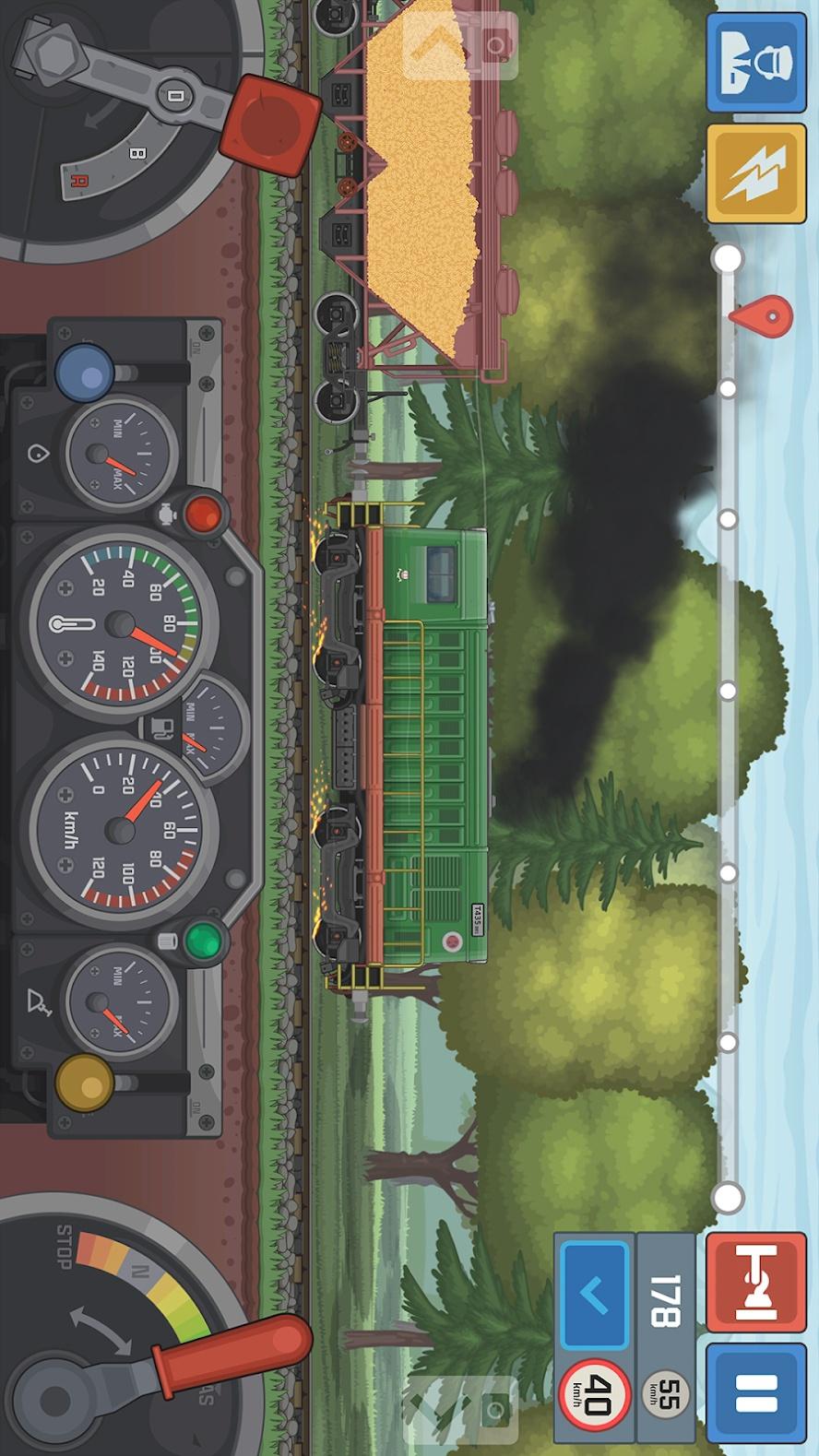 火车模拟器游戏截图