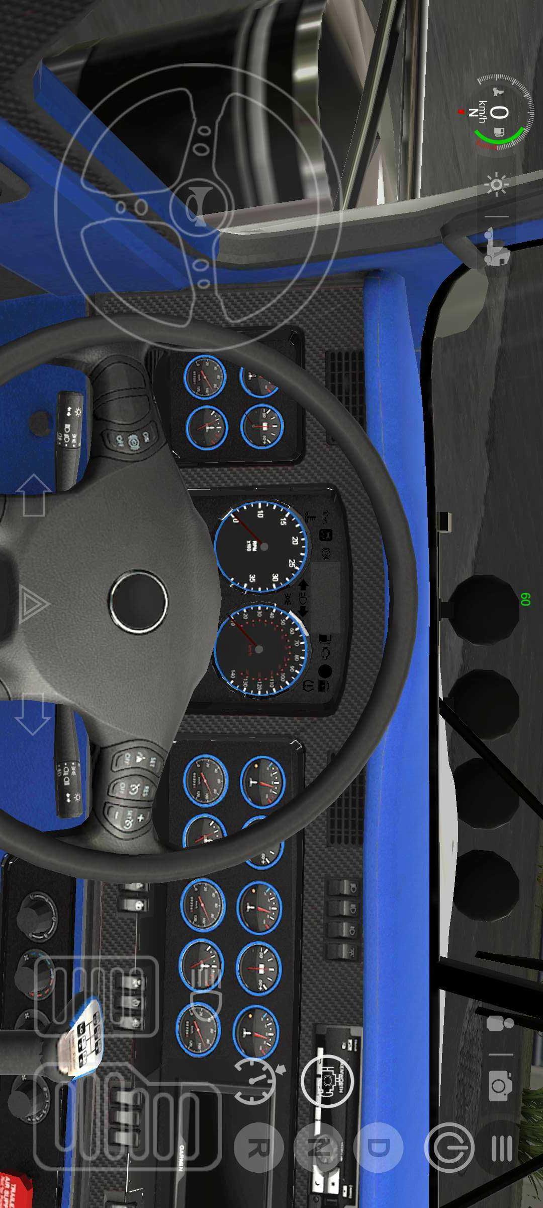 环球卡车模拟器游戏截图
