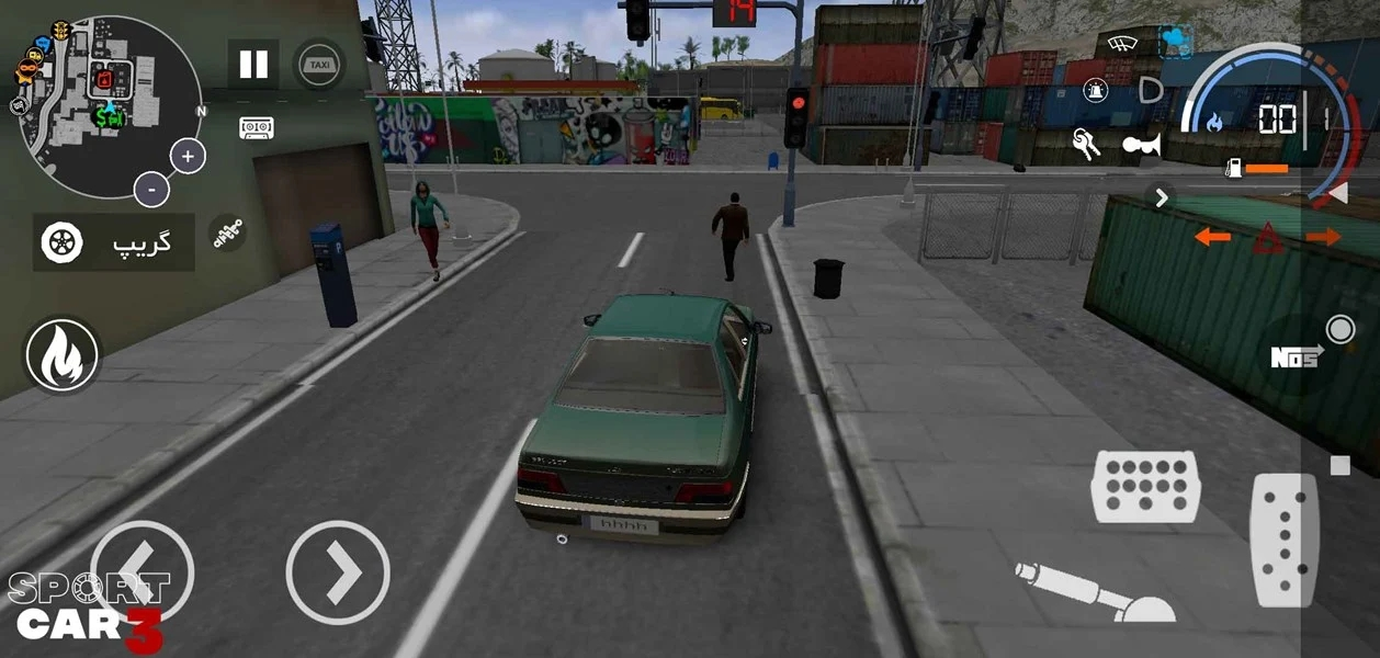 超跑模拟驾驶3(快手白逸嘉游戏推荐)游戏截图