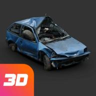 碰撞测试模拟器图标