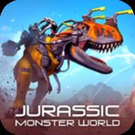 侏罗纪怪兽世界:恐龙战争破解版